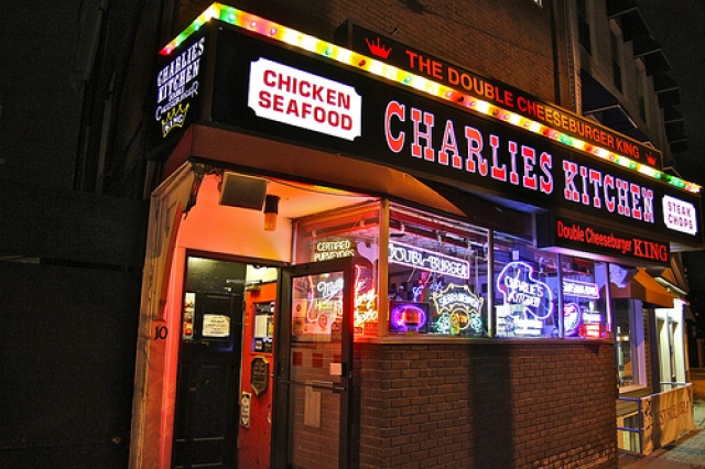 Charlie's Kitchen - Cambridge - 02138