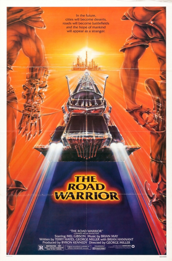 Mad Max 2 The Road Warrior Showcase Cinema De Lux Legacy Place